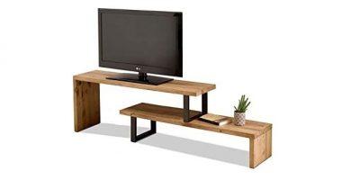mueble tv estilo industrial